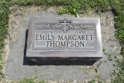 Emily Margaret <I>Kemp</I> Thompson