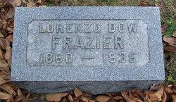 Lorenzo Dow Frazier