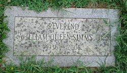 Rev William Queen Simms, Jr