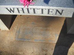 """James T. """"Sonny"""" Whitten"""