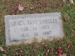 Grace <I>Tant</I> Langley