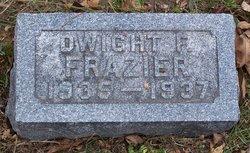 Dwight F Frazier