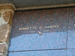 Minnette C Gandee