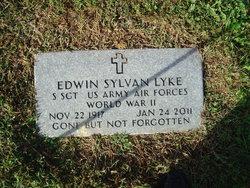 Edwin Sylvan Lyke
