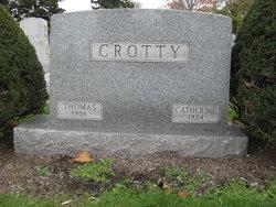 Catherine <I>Downs</I> Crotty