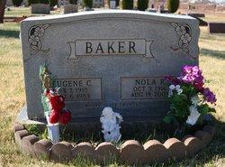 Nola R <I>Lassiter</I> Baker