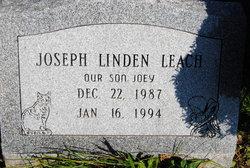 Joseph Linden Leach