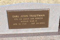 Earl J Trautman