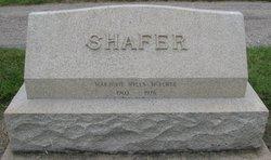 Marjorie <I>Shafer</I> McElwee