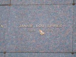 Jannie Lou Spires