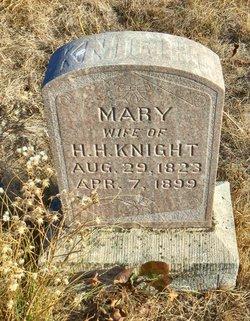 Mary <I>Gray</I> Knight