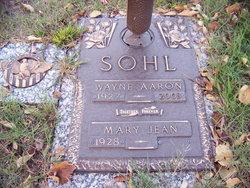 Wayne Aaron Sohl