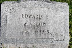 Edward E Winslow