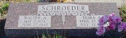 "Dorethea Anna ""Dora"" <I>Schneider</I> Schroeder"