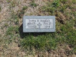 "Francis Henry ""Frank"" Rehagen"
