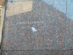 John Flemming, Sr