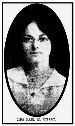 Edna <I>Seyler</I> Stiely