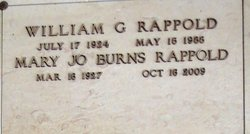 William G. Rappold