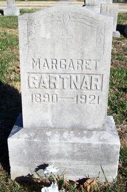 Margaret Gartnar