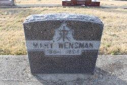 Mary Wensman