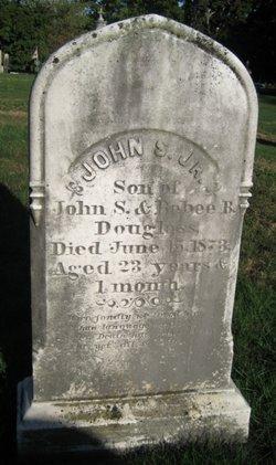 John S Douglass, Jr