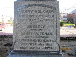 Henry Volkmar