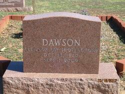 Eleanor Fay <I>Covington</I> Dawson