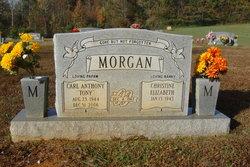"""Carl Anthony """"Tony"""" Morgan"""