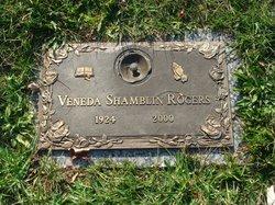 Veneda <I>Shamblin</I> Rogers