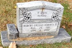 Robert Cassius Roberts, III