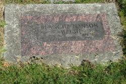 Blanche <I>Hanson</I> Welsh