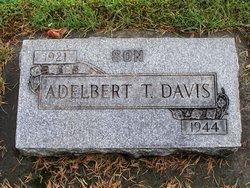 Adelbert T Davis