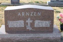 Mary A <I>Nuxoll</I> Arnzen