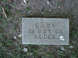 Baby Boy Alder