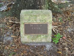 Betty Lynn Creed
