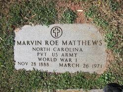 Marvin Roe Matthews