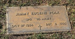 Jimmy Eugene Polk