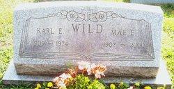 Mae E <I>Hebebrand</I> Wild