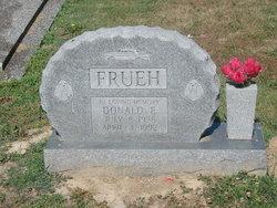 Donald E Frueh