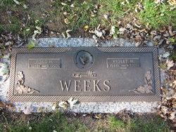 Violet M Weeks