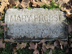 Mary Agnes Probst