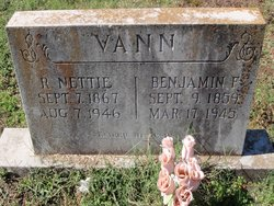 R. Nettie <I>Sullivan</I> Vann