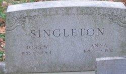 Ross W Singleton