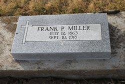 Frank P Miller