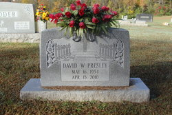 David W. Presley