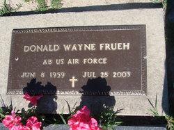 Donald Wayne Frueh