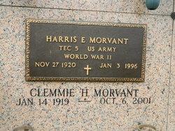 Clemmie H Morvant