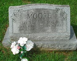 Jay T Moore