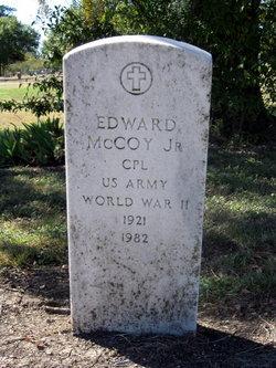 Edward McCoy, Jr