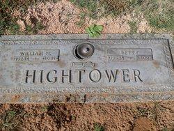 Betty Jo <I>Davidson</I> Hightower